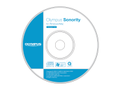 Sonority, Olympus, Software do Dictafone ; Software de Áudio , Audio Editing